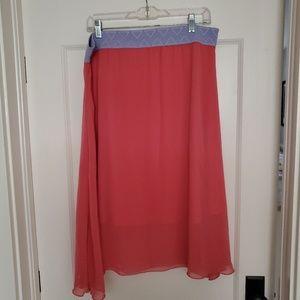 Lularoe Lola Skirt XL